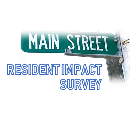 Wray Main Street Enhancement Resident Impact Survey Graphic