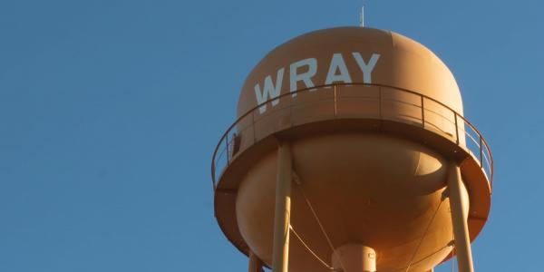 Wray Watertower