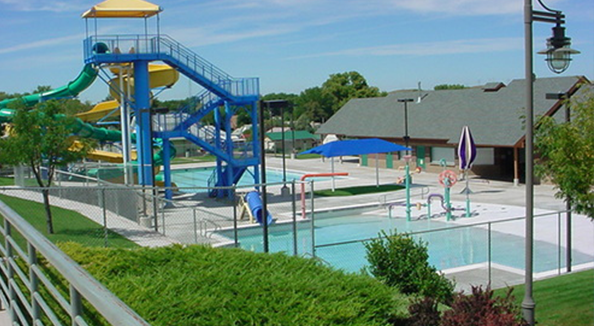 Aquatic Center Pool (PNG)